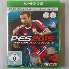 XBOX One - Microsoft ► Pro Evolution Soccer 2015   PES 15 ◄ dt. Version   TOP