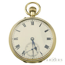 15K GOLD VINTAGE POCKET WATCH DATING CIRCA 1912