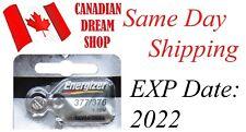 1 PC Energizer 377 / 376 SR626SW LR626 AG4 177 LR66 D377 SILVER OXIDE BATTERY