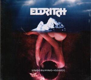 Eldritch Underlying Issues CD Digipak Power Metal New