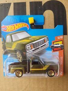 Hot Wheels 2021 - 1978 DODGE LIL RED EXPRESS TRUCK TREASURE HUNT NEAR MINT