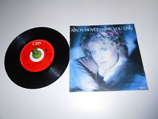 Alison Moyet - For you only (1984) Vinyl 7` inch Single Vg +