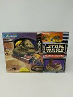 Galoob Star Wars Micro Machines Planet Tatooine