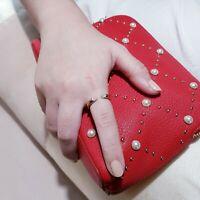 Calvin Klein Brilliant Rose Goldtone Ring with Swarovski Crystals NWT $75