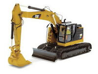 1/50 DM Caterpillar Cat 335F L Hydraulic Excavator Diecast Model #85925