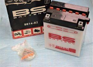 Batterie BS BATTERY BB14-B2 12V 14AH  pour moto scooter neuf