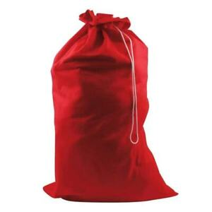Giant Christmas Sack Stocking Extra Large Red Father Xmas Gift Present Bag