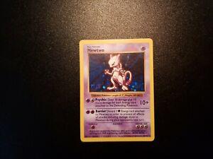 Shadowless Mewtwo 10/102 Base Set Psa 10?