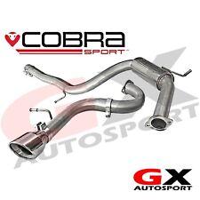 AU17 Cobra Sport Audi A3 8P TDI (5 Door) 2008-12 Cat Back Exhaust System