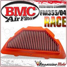 FILTRO DE AIRE RACE RACING BMC LAVABLE FM355/04 YAMAHA YZF1000 R1 2004 05