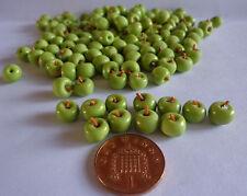 1:12 SCALA 12 verde mele doll House Miniatura, giardino, cucina