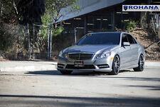 20x9 +45 20x10 +45 Rohana RC10 5x112 Black Wheel Fit Mercedes Benz E350 2010 Rim