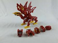 Bakugan Gundalian Invaders Dragonoid Colossus  - 95% complete free post
