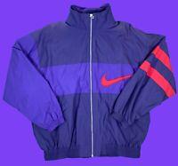 Nike Premier Vintage Trainingsanzug XL 90s 90er Ds Desdstock Vtg Jacke Hose NOS