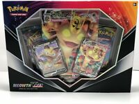 Pokémon V Teaser Box - Meowth VMax Special Collection BRAND NEW FACTORY SEALED