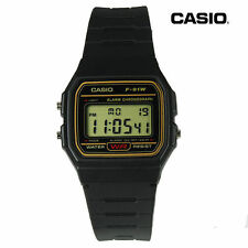 Resin Case Digital Plastic Strap Wristwatches