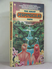 1st, signed by author, The Great Perpendicular Path by Grania Davis (1980) PBO