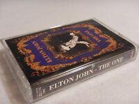 ELTON JOHN The One (Cassette Tape, 1992) MCA MCAC 10614