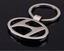 Hyundai Metal car styling key ring key chain Keychain fob holder car accessories