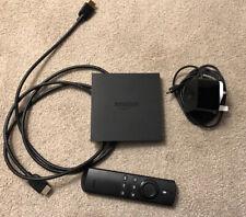 Amazon Fire TV 2 Generation Digital Media Streamer - Black. Free P&P