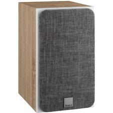 DALI Oberon 1 2-Wege Heimkino Kompakt Regal Lautsprecher Hi-Fi Eiche hell 1 Paar
