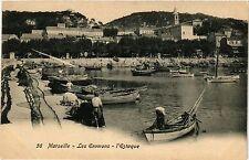 CPA Marseille - Les Environs - l'Estaque (256193)
