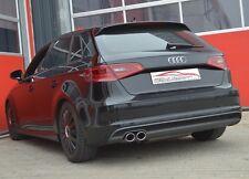 FMS Sportauspuff Audi A3 8V Sportback 2WD ab 08/2012 1.4l TFSI 1.8l TFSI 2.0 TDI