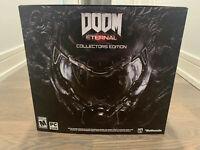 Doom Eternal Collectors Edition PC + Doomguy Helmet Bethesda IN HAND FREE SH