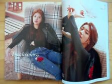 Miss A SUZY Cuttings 8P---magazine clippings/Bazaar Korea/October 2017