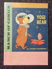 1963 March of Comics #253 YOGI BEAR Hanna-Barbera Promo FVF