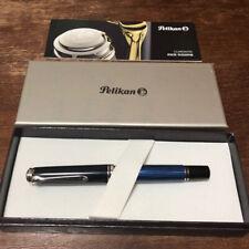 Pelican Pelikan M805 Nib/EF Pen Doctor Adjusted Blue M800 Series F/S