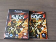 JEU NINTENDO GAMECUBE TOM CLANCY'S GHOST RECON 2 COMPLET GAME CUBE