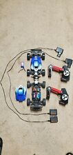 2x Wltoys A959 Rc Car 1/18 2.4Gh 4WD Off-Road Buggy