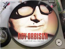 "Roy Orbison - I Drove All Night Mega Rare 12"" Picture Disc Promo Single LP NM"
