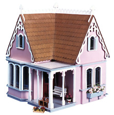 Greenleaf The Coventry Cottage All Wood Dollhouse Kit