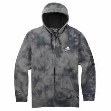 Burton Ripton Full Zip Hooded Jacket Hoodie Sports Jacket
