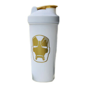 Super Heroes Shaker Bottle Sports Whey Protein Powder Mixing Bottle,Gym,Fitness