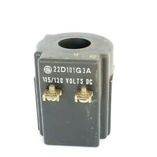 GENERAL ELECTRIC 22D101G3A COIL 115/120VDC