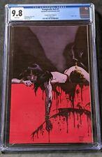 Vampirella #v5 #1 CGC 9.8 NM+ VIRGIN, Tim Sale Art, Rare Scorpion Comics Edition