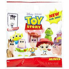 Disney Pixar Toy Story Blind Bag Mini Figure Mattel 2016 Movie New (1 Figure)