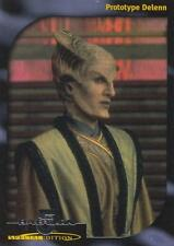 1997 Skybox BABYLON 5 B5 Special Edition Faces of Delenn Insert card D1