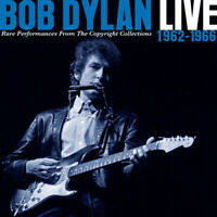 Bob Dylan : Live 1962-1966: Rare Performances from the Copyright Collections CD