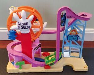 Spongebob Squarepants Fisher Price Imaginext Glove World playset *INCOMPLETE*