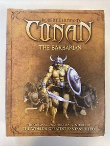 Conan the Barbarian: The Original Unabridged Adventures of the World's Greatest