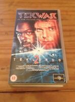 VHS Video - Tekwar 2 Tek Lords