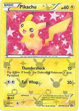 Pokemon Card - Legendary Treasures RC7/RC25 - PIKACHU (holo-foil) - NM/Mint