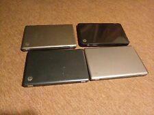 Lot Of 4 Hp Laptops, G62, G62210Us, G62T 350, G62 340Us For Parts/Repair