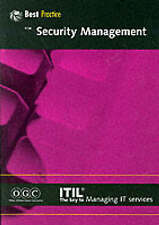 Very Good, Security Management (ITIL): Part 14 (IT Infrastructure Library), Cent