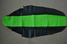 FLU KAWASAKI PLEATED GRIPPER SEAT COVER KX450F KXF450 2009 2010 2011