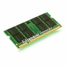Moduli RAM Kit 2GBx2 DDR2 800MHz Memorie per Mec Mecbook Kingston KTA-MB800K2/4G